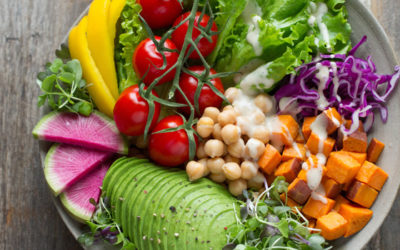 Getting all the nutrients you need on a vegetarian or vegan diet
